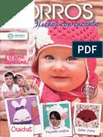 Arcadia Crochet - Gorros Para Niños