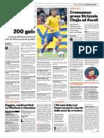 La Gazzetta Dello Sport 17-01-2019 - Serie B
