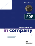 In Company Upperintermediate Student s Book