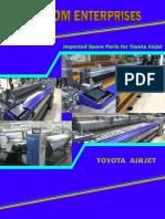 Om Enterprises-Toyota Catlogue