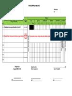 Format Penyusunan Program Semester (Promes/Prosem)