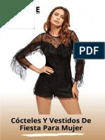 Cócteles Y Vestidos De Fiesta Para Mujer - Opus Madrid S.L.
