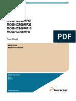 MC68HC908AP64 rev3 (8-2005)