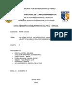 Admin. Patrimonio Cultural y Nacional