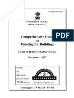 Handbook on Comprehensive Guide on Painting for Buildings(1)