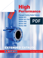 LESER-Safety-Relief-Valve-High Performance Extended Catalog en 07 2016