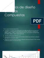 Ejemplos de Diseño en Vigas Compuestas