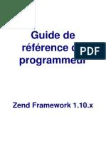 Zend_Framework_1-10-x_FR