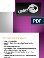 SB Leadership