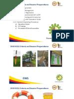 2018 SGLG Criteria on Disaster Preparedness