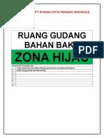 Label Zonasi Ruangan.doc