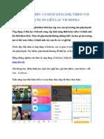 Thời Khóa Biểu Có Đính Kèm Ảnh, Video Với Ứng Dụng Sổ Liên Lạc Vschools