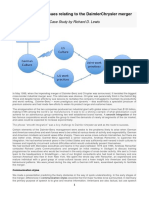 Daimler Chrysler_Case Study_Richard Lewis
