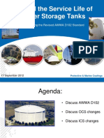 Understanding the Revised 2011 ANSI AWWA D102 Standard