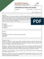 Planejamento de ACP Pessego