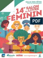 Salon du Livre Féminin d'Hagondange 2019