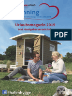 Urlaubsmagazin Tönning 2019