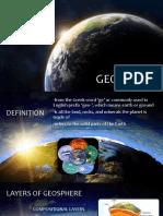 Geo Sphere