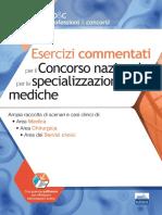 Esercizi Commentati Per Le Specializzazioni Mediche