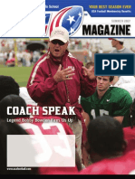 USA Football Magazine Issue 3 Summer 2007