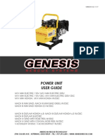 Power Unit User Guide