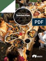 South Australia Tourism Plan 2020