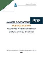 DCS-2121 2102 Manual de Configuracion