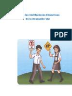 SEPARATA ROL DE LAS II.EE EN EDUCACIÓN VIAL