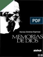 Memorias de Dios - Hermes Gimenez Espinoza - Ano 2002 - Portalguarani