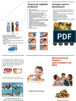 TRIPTICO PEDIATRIA