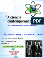 A Ciência Contemporânea