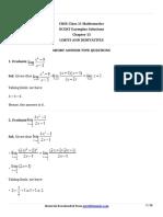 11 Mathematics Exemplar Ch13 1