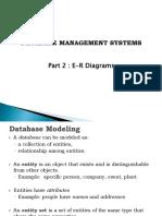 DBMS - Part 3 - ER Diagrams