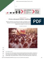 Memoria Histórica Paloma Aguilar 40 Años Exhumando Fusilados Republicanos en Navarra Enero 2018 Ctxt.es