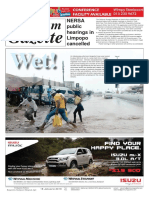 Platinum Gazette 18 January 2019