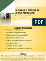 Contribuciones-y-criticas-de-la-Teoria-Freudiana.pptx