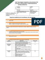 Lista de Cotejo Para La Prc3a1ctica Horario 1