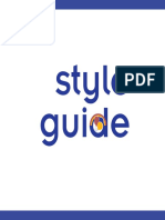 Soft Style Guide