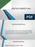 RENTAS PERPETUAS