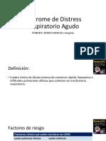 Síndrome de Distress Respiratorio Agudo.pptx