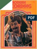 Modern Recording DEC/JAN 1977 Vol. 2 No. 2