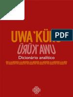 Uwa Kuru - Dicionario Analitico Vol. 2