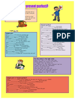 Present Perfect or Past Simpl
