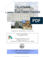 Newark Public Real Estate Auction