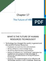 Future of HRIS