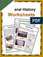 General History Worksheets 4