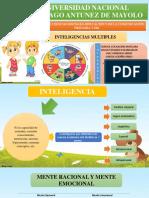 Expo Creativida Inteligencias Multiples