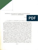 Raffino, RA. 1975. Potencial Ecológico y modelos económicos en el N. O. Argentino
