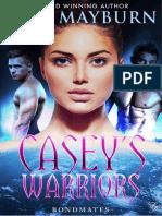 Bondmates 1 - Casey Warriors (PAPA LIVROS)