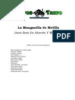 Alarcon Y Mendoza, Juan Ruiz De - La Manganilla de Melilla.doc